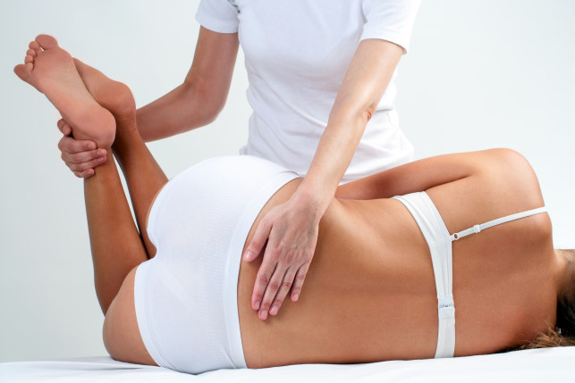 Back Pain Therapy London